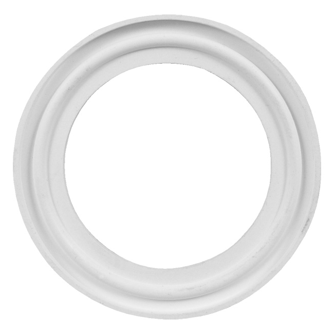 Epdm tri clamp gasket sanitary seals black type ii flanged