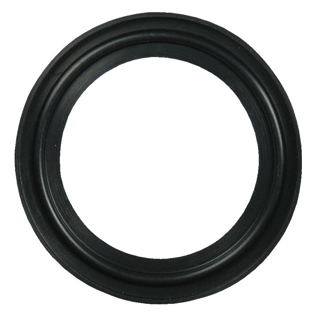 Buna tri clamp gasket sanitary seals black or white