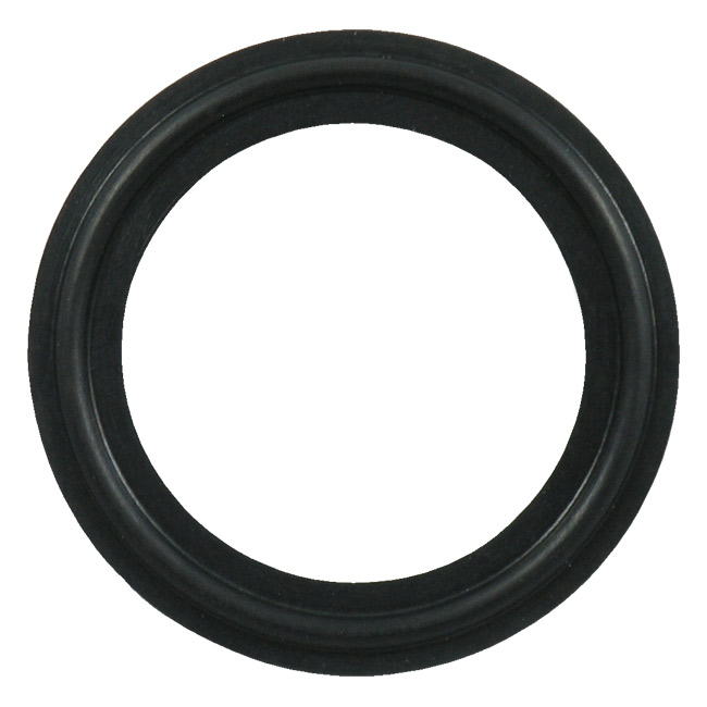 Buna tri clamp gasket sanitary seals black or white