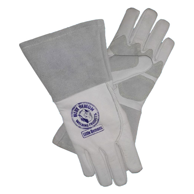 Blue Demon Little Demons Kid Size MIG Welding Gloves
