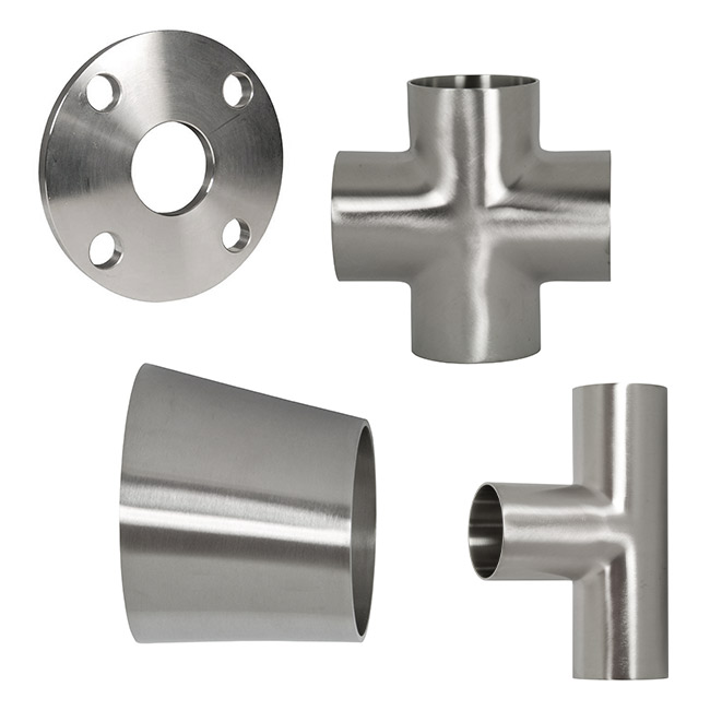 Dixon Sanitary Buttweld Fittings
