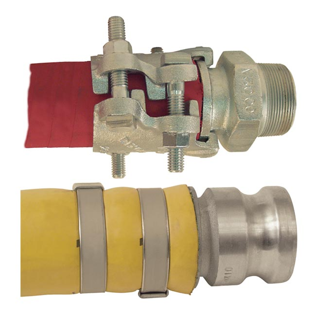 Dixon Sanitary Hose and Accessories
