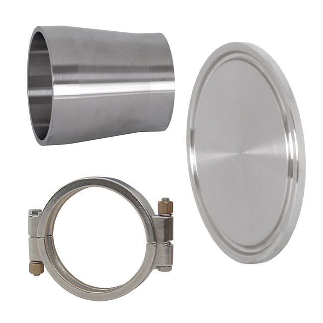 Dixon Sanitary Pipe Fittings
