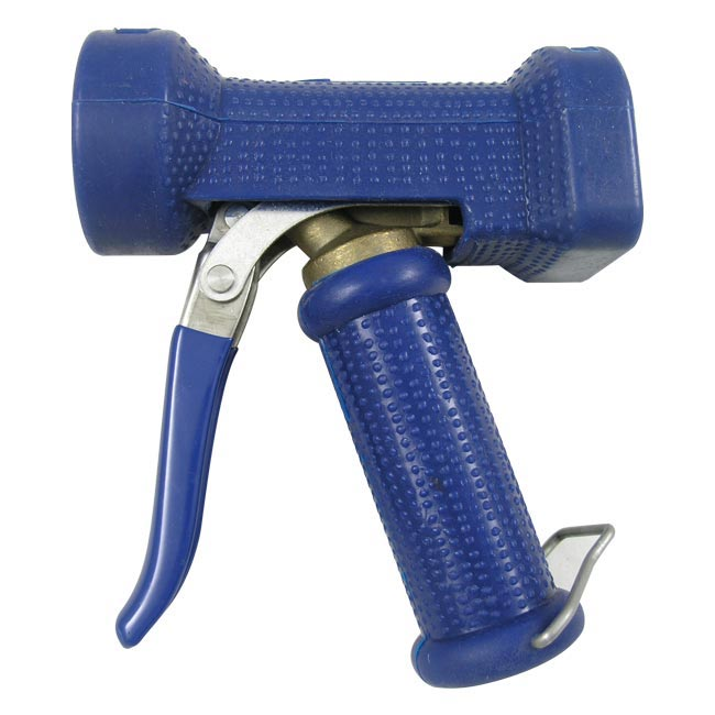 Dixon sanitary dwg front lever spray nozzle brass