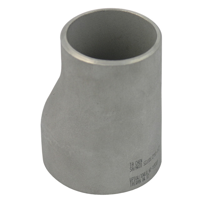 Schedule eccentric reducer butt weld pipe fittings