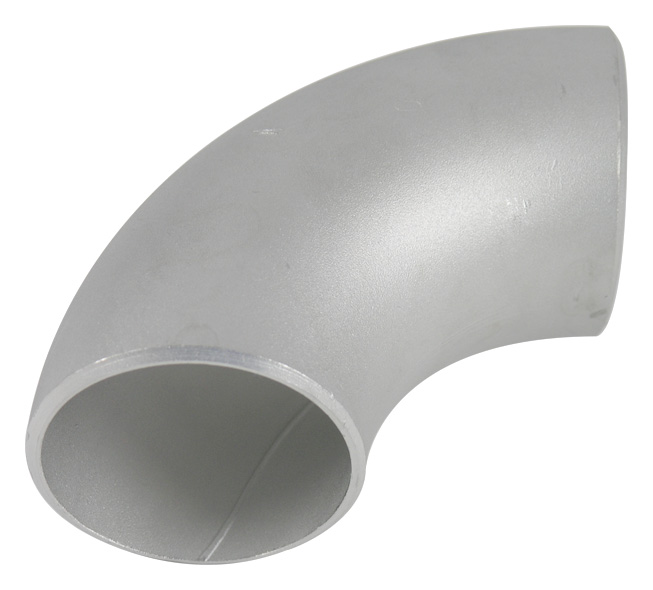 Schedule long radius degree butt weld pipe fittings