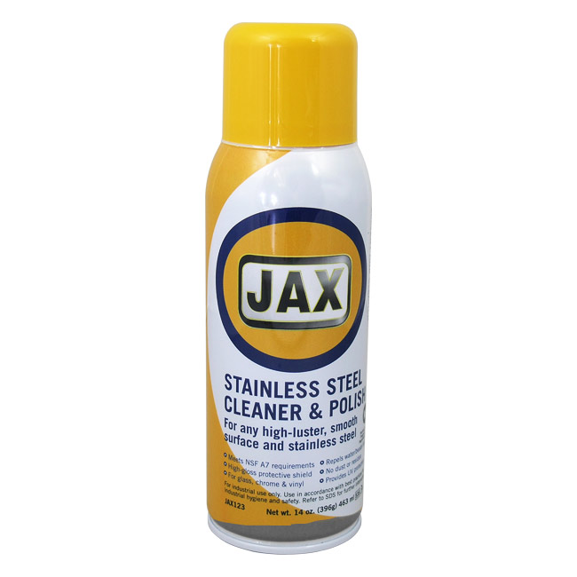 Jax Food Stainless Steel Cleaner and Polish (14 oz.)