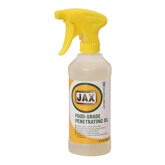 Jax Food Grade Penetrating Oil (16 oz.)