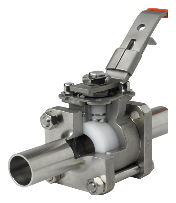 High Purity Ball Valves