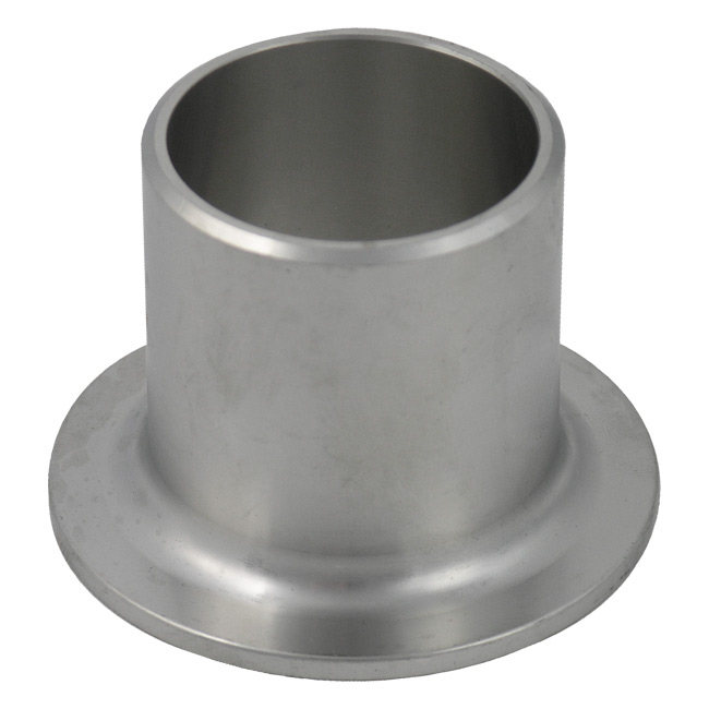 Schedule type a stub end butt weld pipe fittings